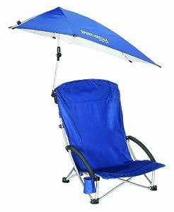 Sport-Brella Beach Chair - Portable Umbrella Chair from Sport-Brella