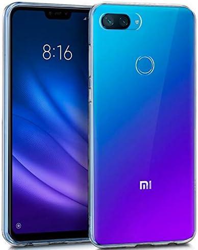 iGlobalmarket Funda Silicona para Xiaomi Mi 8 Lite (Transparente)