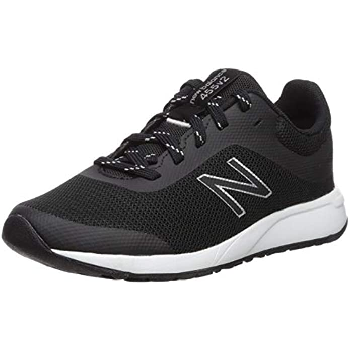 New Balance Unisex-Child 455 V2 Lace-up Running Shoe