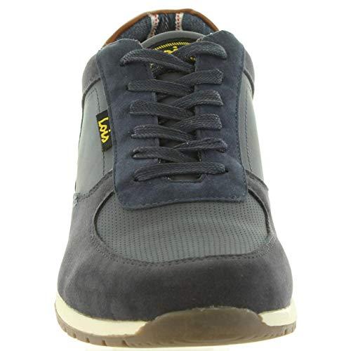 JEANS Navy 84711 LOIS pour Chaussures 107 Homme Sport de Marino pSxAwq6