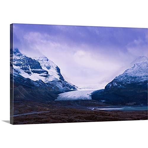 - GREATBIGCANVAS Gallery-Wrapped Canvas Entitled Athabasca Glacier, Columbia Icefields, Alberta, Canada by Yves Marcoux 60