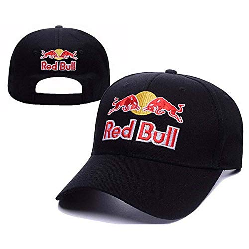 Red Bull Cap Mens Hats Available in a Variety of Colors