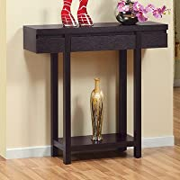 Logan Console / Sofa Table in Red Cocoa