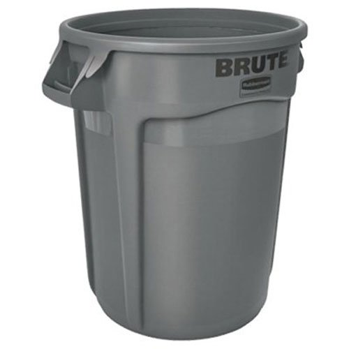 Rubbermaid Commercial Products FG262000GRAY BRUTE Behä lter, 75,7 L, Grau Newell Rubbermaid