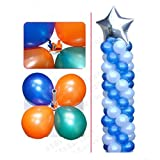 Wedding & Events - 50pcs Decorative Balloon Arch Folder Multiple Accessories Convenient Clip