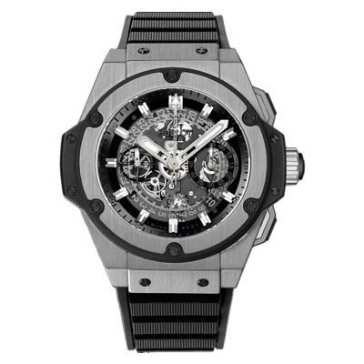 Hublot King Power Unico Titanium Automatic Chronograph - 701.NX.0170.RX by Hublot