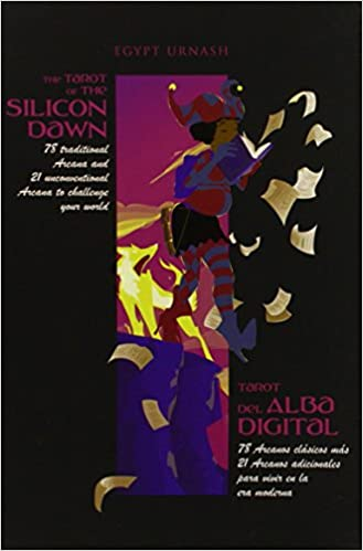 Image result for tarot of the silicon dawn