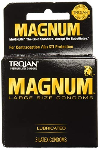 The 10 best trojan magnum condom 3ct for 2019