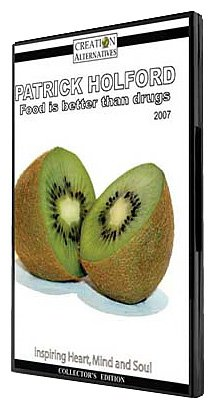 (PATRICK HOLFORD DVD - Food is Better Medicine Than Drugs DVD)