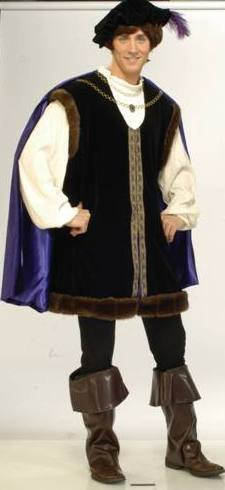 Forum Men's Petite Designer-Garment Bag-Noble Lord, Black, Medium