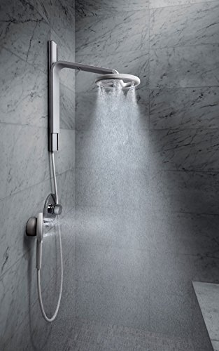 Nebia Spa Shower: Luxury Water Innovation. Sustainable Atomizing Shower System with 10'' Head, Handheld Wand, Adjustable Height. Award Winning Design, Aluminum, Easy DIY Install. Made in USA. by Nebia (Image #2)