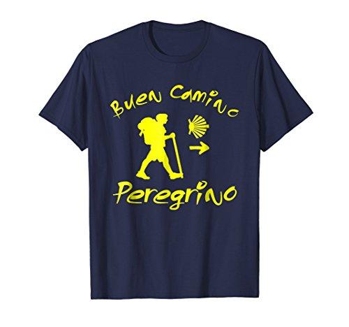 Buen Camino Peregrino T-Shirt Pilgrim Camino de Santiago