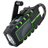 Eton SCORPION - Solar Powered Radio & LED Flashlight