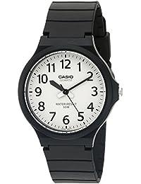 Men's 'Easy To Read' Quartz Black Casual Watch (Model:...