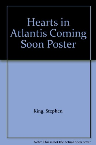 Hearts in Atlantis Coming Soon Poster