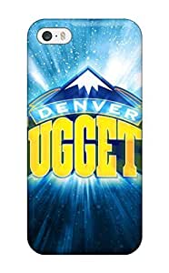 High Impact Dirt/shock Proof Case Cover Case For Sam Sung Galaxy S4 Mini Cover (denver Nuggets Nba Basketball (17) )