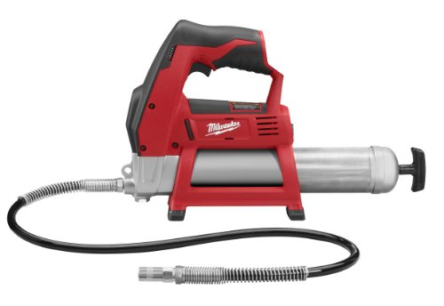 New Milwaukee 2446-20 12V Cordless M12 Grease Gun