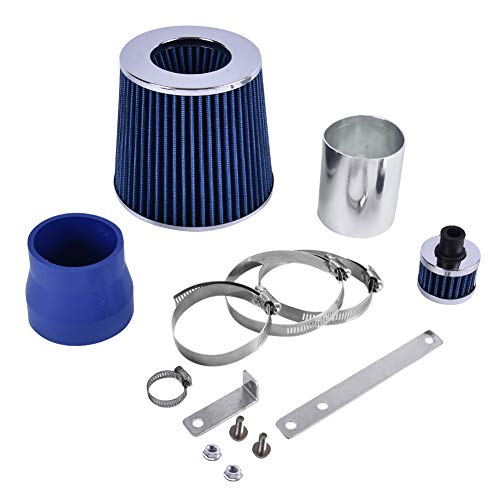 Heat Shield Cold Air Intake Kit With Filter,Facaimo Performance Cold Air Intake System For 1999-2006 Volkswagen New Beetle/Golf/Jetta 00-06 Audi -