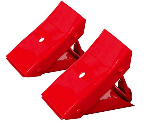 Torin Big Red Steel Safety Wheel Chock: