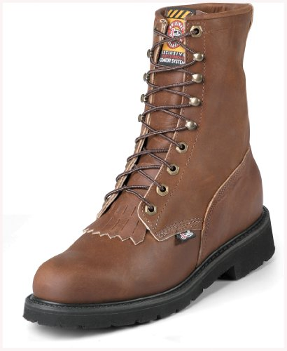 Image of Justin Original Workboots Style 794 Mens Work Boot