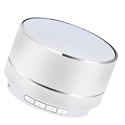 Mini Portable Wireless Speaker FM Radio Music Player Stereo Bass Speaker Outdoor Loudspeaker Support USB - Mini Drive Loudspeaker