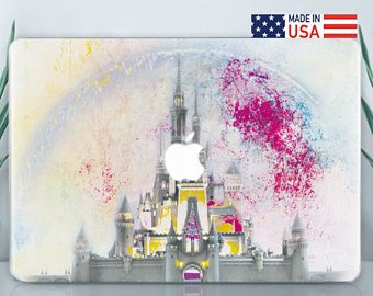 Castle - Funda para MacBook Air de 13 pulgadas de Disney ...