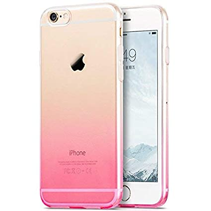 cbefb2f325 Egotude Gradient Soft Silicone Back Cover Cases for: Amazon.in: Electronics