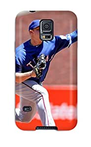 Amanda W. Malone's Shop Hot texas rangers MLB Sports & Colleges best Samsung Galaxy S5 cases