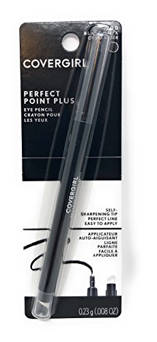 CoverGirl Perfect Point Plus Eyeliner – Black Onyx 200 – Pack of 3
