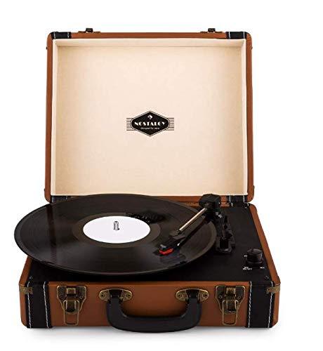 Auna Jerry Lee Leather Edition: Amazon.es: Electrónica