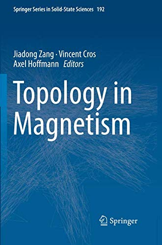 Topology in Magnetism (Springer Series in Solid-State Sciences)