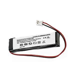 Plantronics 85442-01 Replacement Battery (Li-Pol, 3.7V, 930mAh) - Replacement for Plantronics 85442-01 Speaker Battery