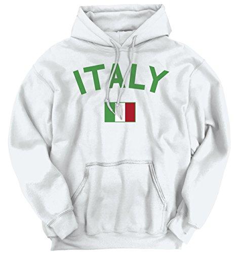 Italian Flag Sweatshirt - 7