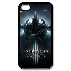 Generic Case Diablo For iPhone 4,4S G7F0353699