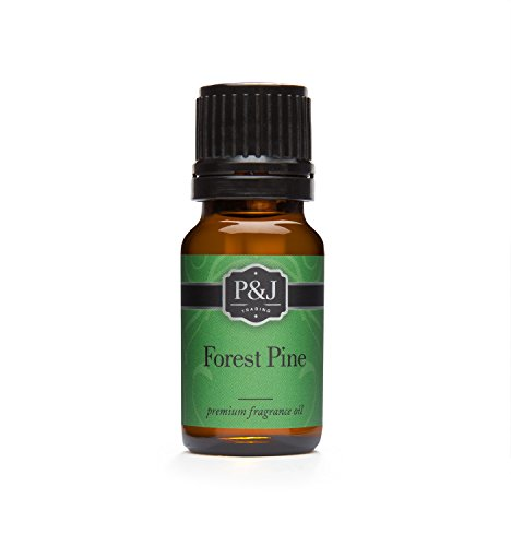 Forest Pine Premium Grade Fragrance Oil - Perfume Oil - 10ml ()