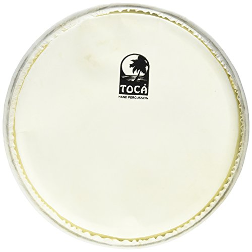 Toca TP-FHM10 10-Inch Goat Skin Head for Mechanically Tuned Djembe ()