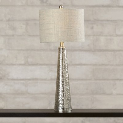Table Lamp with Drum Shade (Orb Regency Light)