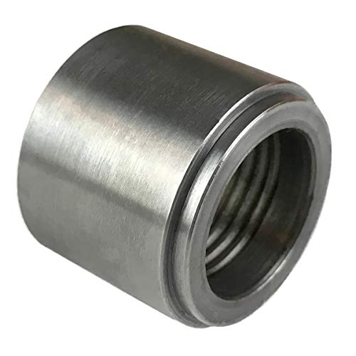 (3/8 NPT Weld On Bung Female Steel Nut Plug Threaded Insert Weldable Pipe Fitting Adapter)
