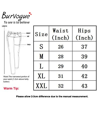 Burvogue Noir Noir Femme Femme Burvogue Burvogue Jeans Jeans anqARA4WUv
