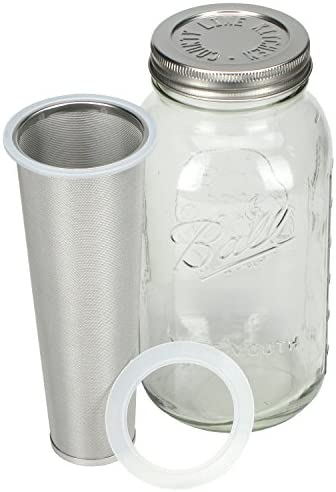 Cold Brew Mason Jar Coffee Maker
