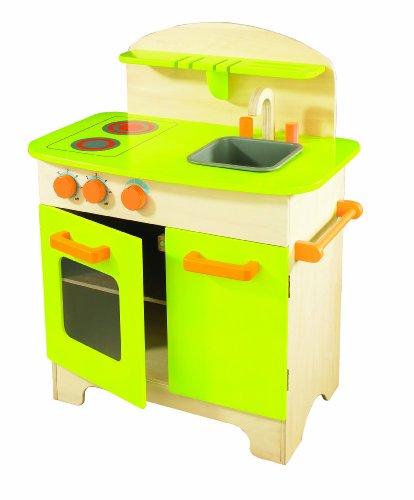 Hape Gourmet Chef Kitchen Kid's Play Kitchen Food Set and Accessories