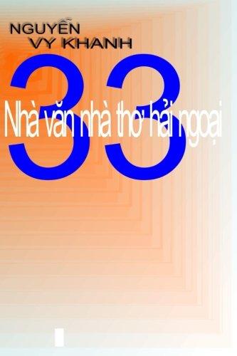 Read Online 33 Nha Van Nha Tho Hai-Ngoai: Tuyen-tap nhan-dinh van-hoc (Vietnamese Edition) ebook