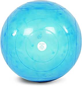 BOSU Ballast Exercise Ball, Unisex-Adult, Translucent Blue