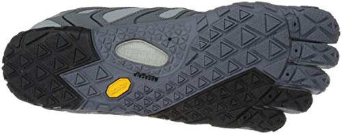 Vibram Women's V Trail Runner Grey/Black/Orange 36 EU/6 M US by Vibram (Image #3)