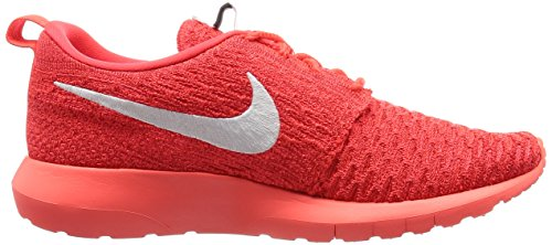Shoe Orange Black White University Gymnastique Homme de Crimson Flyknit Nm Total Roshe Nike Chaussures Bright White Red Men's Volt Rouge qw7zII
