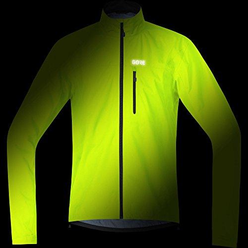 giallo Gore C3 Neon Giacca Giallo Aw18 Active Neon Tex 0Oq4w0U