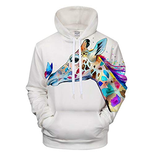 Dreams by Pixie Cold Art Deer Printed,3D Hoodies Men Women Sweatshirts Fashion Tracksuits Brand Pullover Male Hoodie by Francis4 (Image #2)