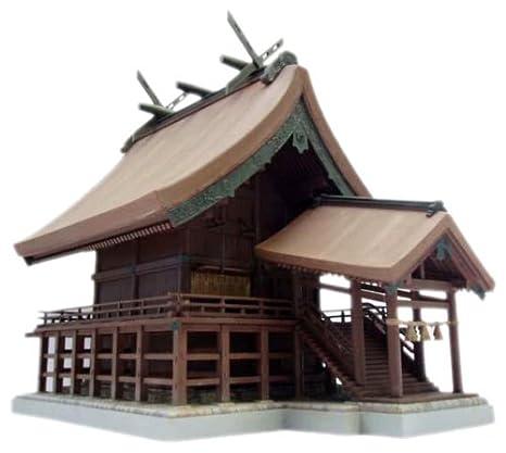 1/100 Scale Model Izumo Grand Shrine (Izumo Taisha) Construction Kit