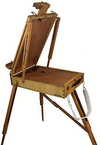 Artist Quality French Easel, Hardwood, Hand Varnished by French Easels (Image #4)