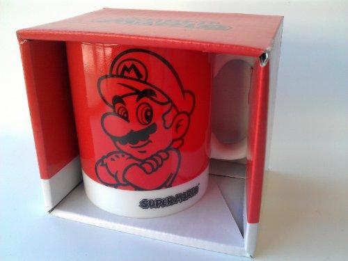 Nintendo Super Mario Collectable Mug
